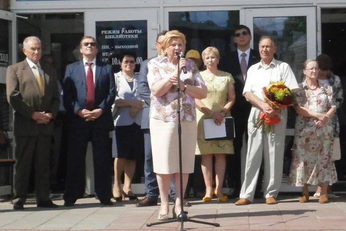 Пушкинская библиотека в Тамбове открылась после капитального ремонта
