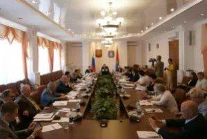 Итоги выездного заседания в Тамбове