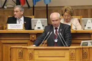 Сергей Лебедев назвал Невский конгресс значимым событием в СНГ