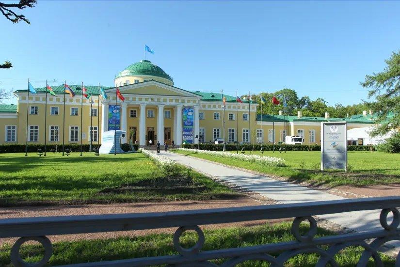 Приветствие Секретаря Общественной палаты РФ  Евгения Велихова