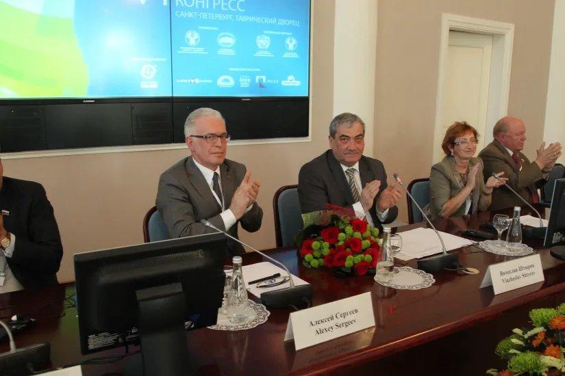 Закончил работу VI Невский международный экологический конгресс