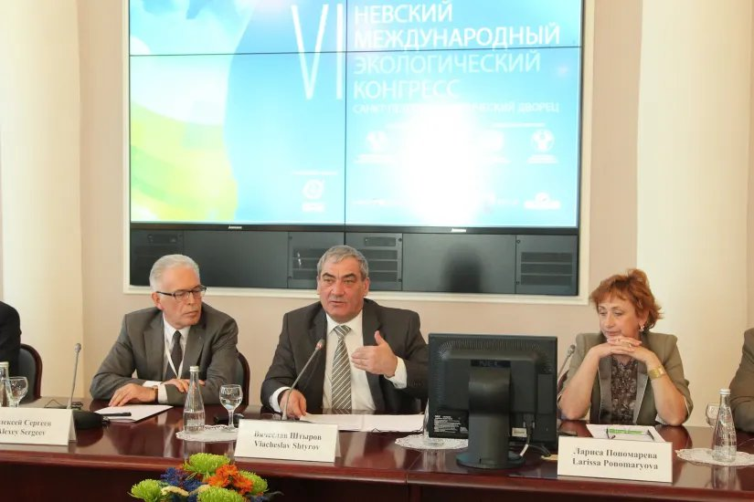 20-21 мая 2014 года в Таврическом дворце пройдет VII Невский экологический конгресс