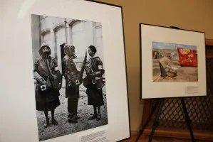 Выставка Красного Креста в Таврическом дворце