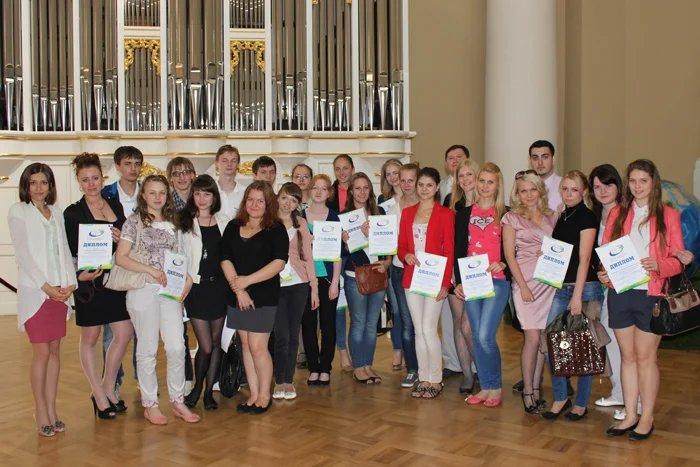 Волонтерам вручили памятные дипломы