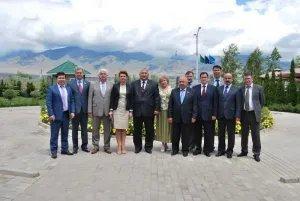 Парламентарии государств – участников СНГ собрались в Чолпон-Ате