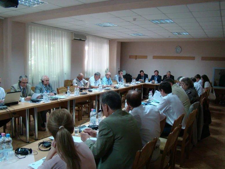 Кишиневский филиал МИМРД МПА СНГ провел международную конференцию