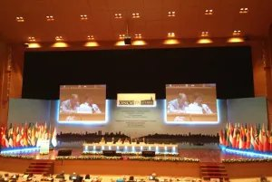 В Стамбуле проходит 22-ая сессия ПА ОБСЕ