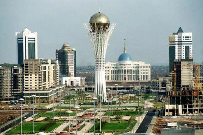 Столица Казахстана отмечает юбилей