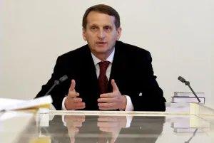Сергей Нарышкин: «Россия заинтересована в том, чтобы Украина активнее включилась в интеграционные процессы на территории СНГ»