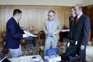 В Кыргызской Республике представили технические новинки для выборного процесса