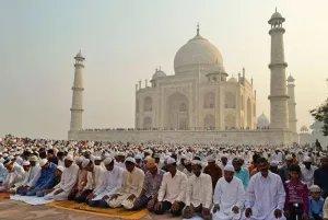 Мусульмане отмечают окончание Великого поста