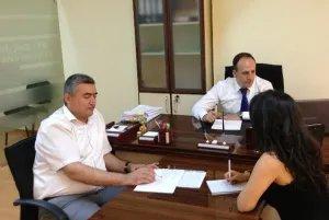 Ереванский филиал МИМРД проводит исследование