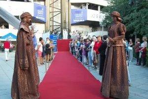 XIV Международный телекинофорум «Вместе» стартовал в Ялте