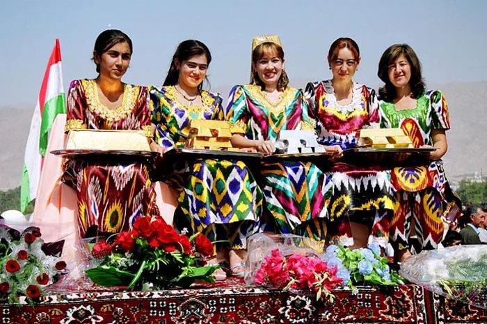 Республика Таджикистан отмечает 22-ю годовщину Независимости