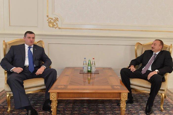 Международные наблюдатели от МПА СНГ встретились с Президентом Азербайджана