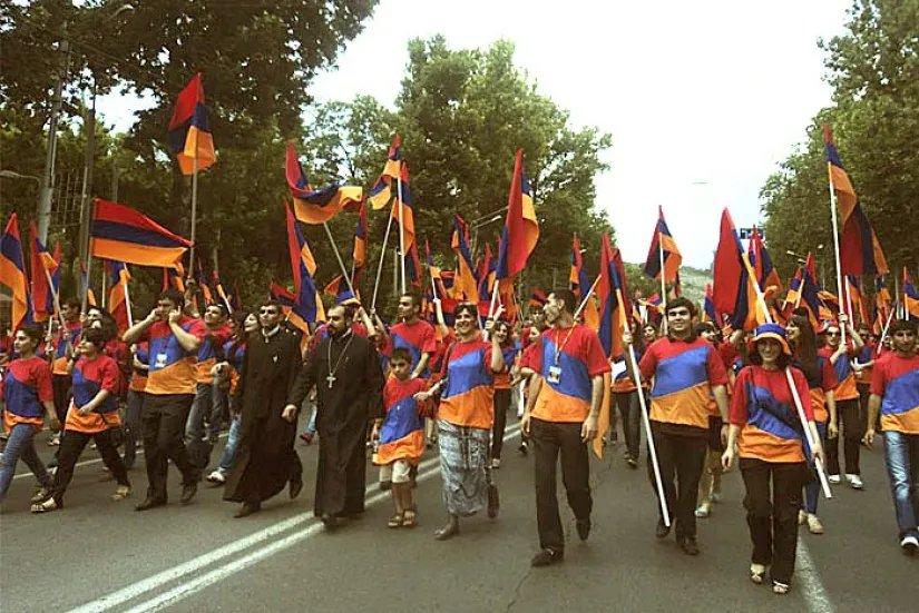 Республика Армения отмечает День независимости