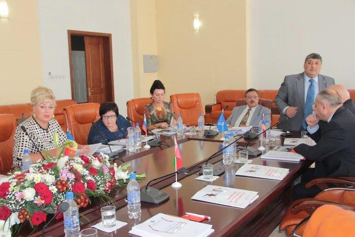 О роли МПА СНГ говорят в Душанбе
