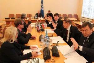 Борьба с терроризмом, биологическим и химическим оружием – основные темы заседания в Таврическом дворце