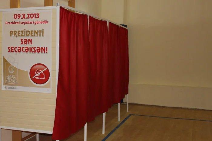В Азербайджанской Республике выбирают Президента