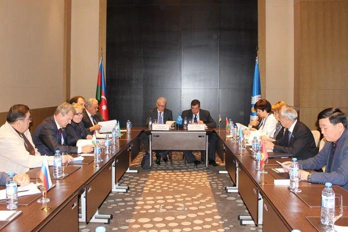 Голосование на выборах Президента Азербайджана завершилось