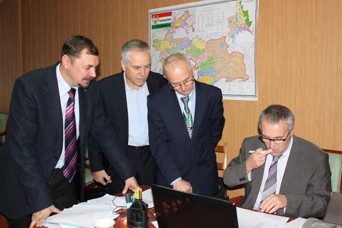 В Республику Таджикистан прибыла группа долгосрочных наблюдателей от МПА СНГ