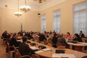 Законопроекты в сфере местного самоуправления обсуждают в Таврическом дворце
