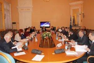 Заседание Контрольно-бюджетной комиссии МПА СНГ