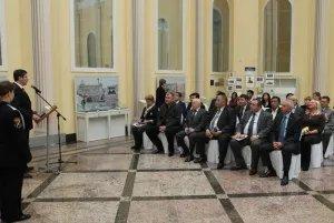 Представители МПА СНГ получили орден общественного признания
