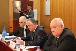 Шермухаммад Шохиен: «Основные правовые и организационные условия предвыборного этапа соблюдены»