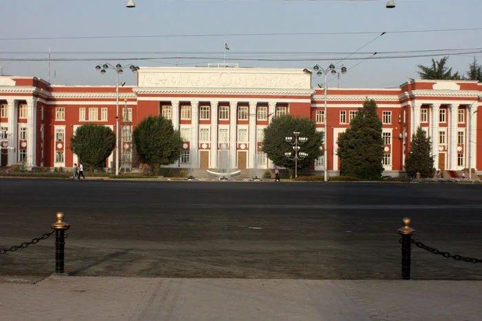 Наблюдатели от МПА СНГ встретились с Председателем верхней палаты Парламента Таджикистана