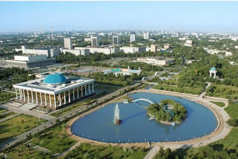 Валентина Матвиенко прилетела в Республику Узбекистан