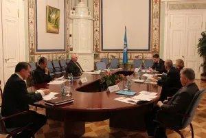 Международный центр по урегулированию споров при Экономическом Суде СНГ обсудил план работы на 2014 год