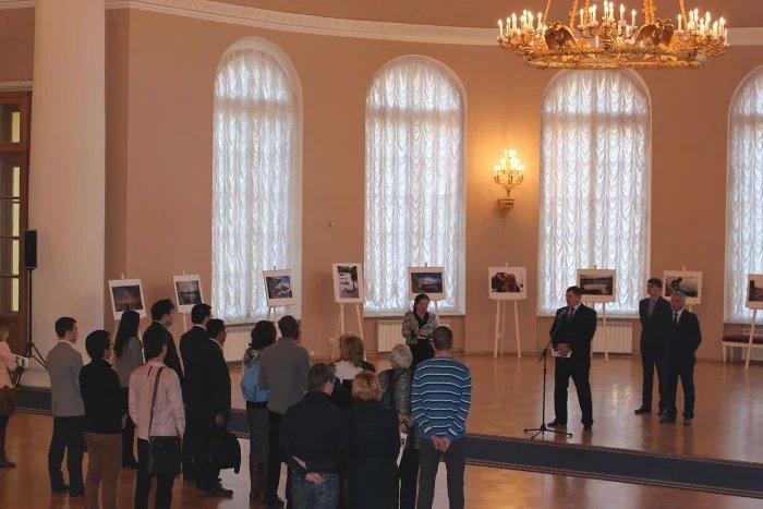 В Таврическом дворце открылась студенческая фотовыставка