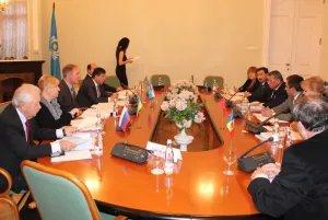 О транспорте и вступлении в ВТО говорят  в Таврическом дворце