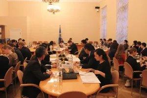 Молодые парламентарии второй раз встретились в Петербурге
