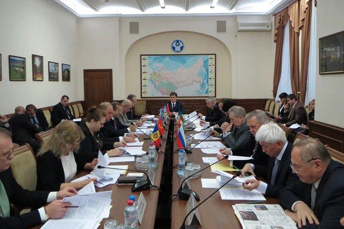 Заседание Комиссии по экономическим вопросам при Экономическом совете СНГ прошло в Москве