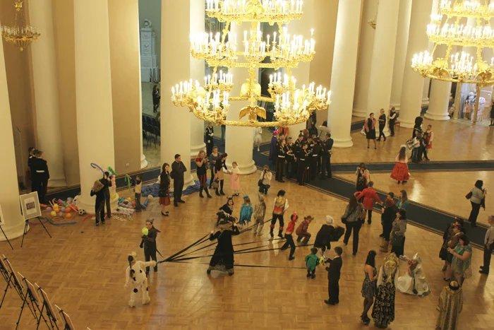 Благотворительная Детская Таврическая Ассамблея прошла в Петербурге