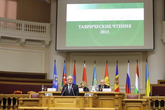 Алексей Сергеев: В России создана государственная система, отвечающая всем современным критериям парламентаризма