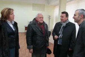 Наблюдатели от МПА СНГ изучили работу окружной избирательной комиссии в Киеве