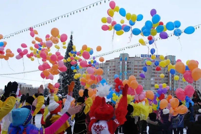 Казахстан отмечает День Независимости