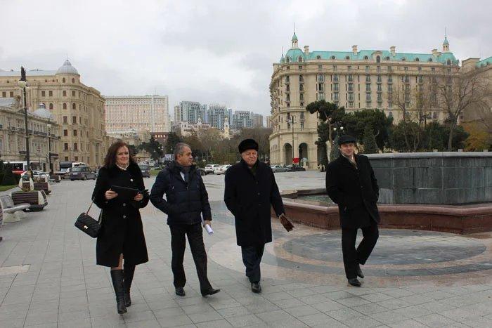 В столицу Азербайджанской Республики съезжаются участники международного семинара