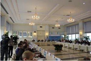 Международный семинар «Развитие избирательного законодательства в странах  СНГ: пути развития и практика применения» начал свою работу