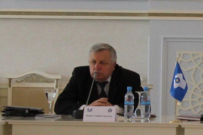 Владимир Гаркун выступил на международном семинаре в Баку