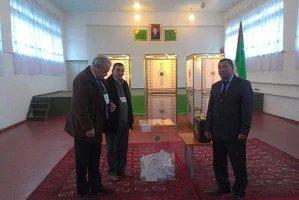 Дмитрий Гладей участвовал в работе Миссии наблюдателей от СНГ на выборах депутатов Меджлиса в Туркменистане