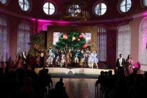 В Таврическом дворце возродили традицию проведения новогодних елок