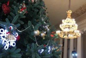 История проведения новогодних детских елок в Таврическом дворце