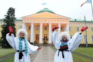Валентина Матвиенко возродила традицию новогодних елок в Таврическом дворце