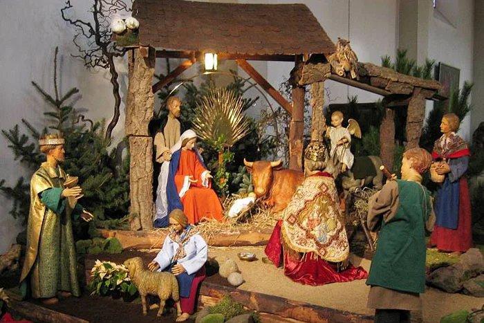 У православных всего мира Рождество