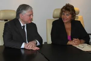 Депутатскую группу дружбы создадут парламенты Республики Армения и Республики Панама