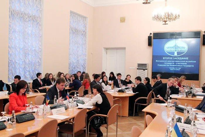 Молодежная межпарламентская ассамблея СНГ объявила конкурс